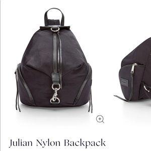 *NEVER USED* Rebecca Minkoff Julian Nylon Backpack